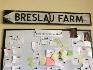 Breslau Farm Sign