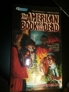 The American Book of the Dead book cover